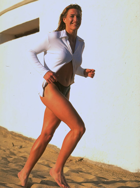 Steffi Graf :: Walter Iooss Jr./SI (1997)