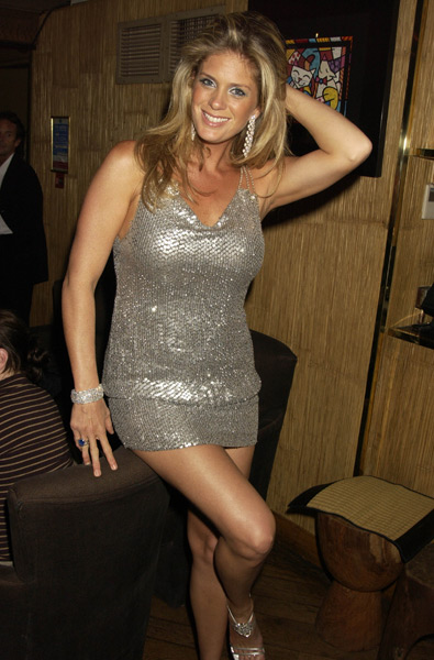 Rachel Hunter :: Dave Benett/Getty Images