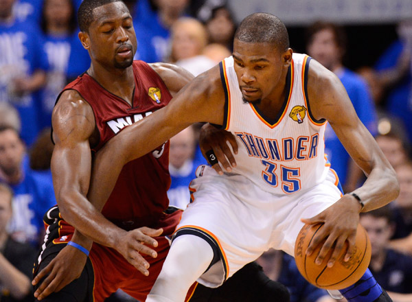 Kevin Durant Discusses Dwyane Wade Beef Derrick Rose And More In