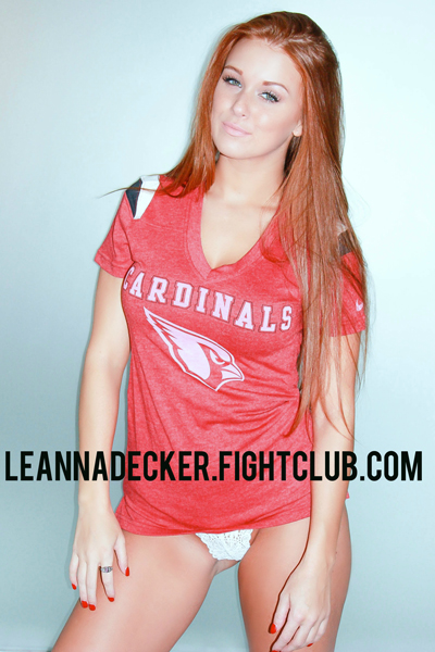 Leanna Decker :: FightClub.com