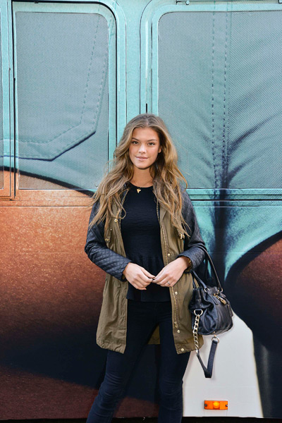 Nina Agdal :: Eugene Gologursky/Getty Images
