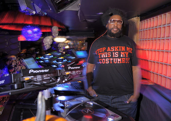 Questlove (2010) ::  Getty Images