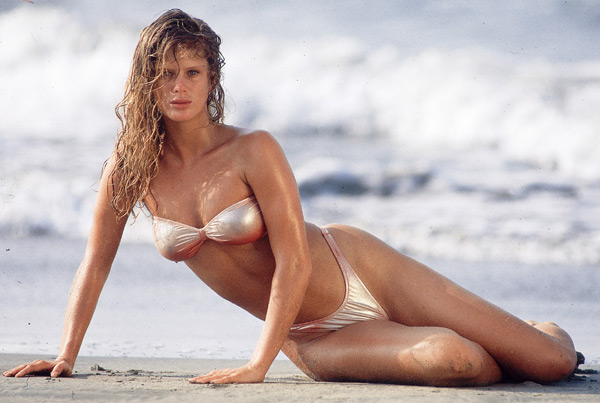 Rachel Hunter :: Walter Iooss Jr./SI