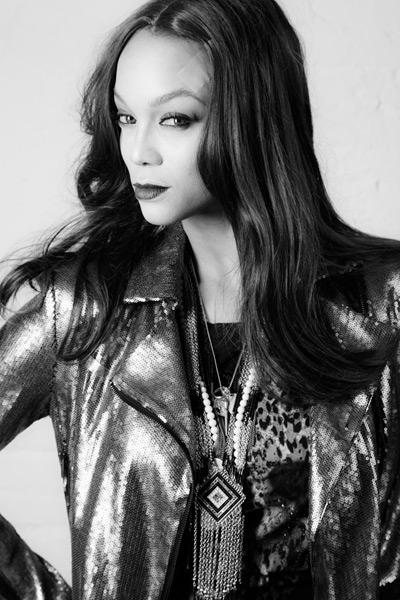 Tyra as Karlie Kloss