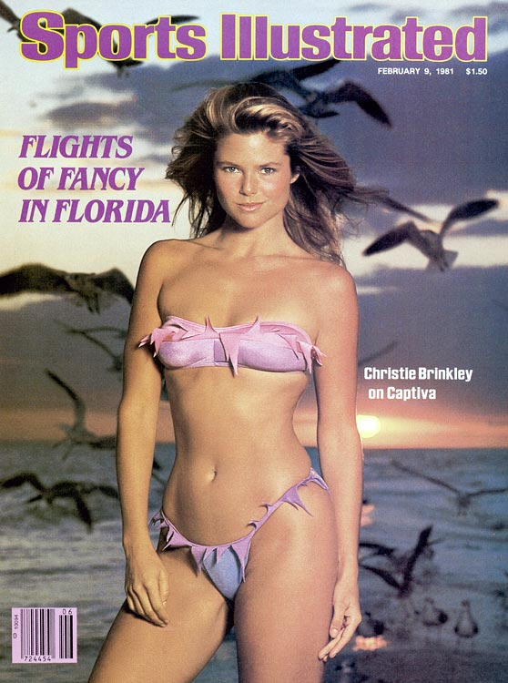1981 - Christie Brinkley