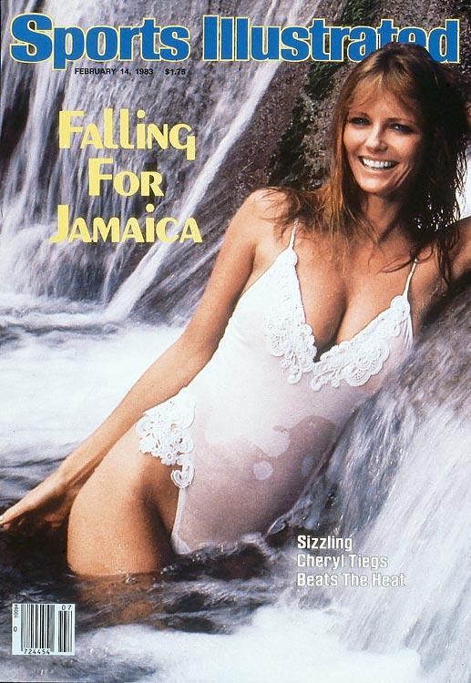 1983 - Cheryl Tiegs