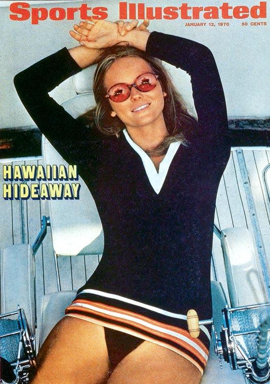 1970 - Cheryl Tiegs