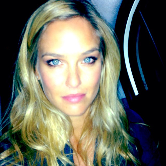 @barrefaeli: Thank you @moranmilk for my make up & hair last night, as well as the great company!