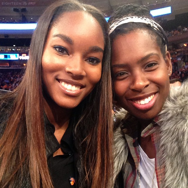@damarislewis: Wednesday. Knicks vs. Bucks @justsay_yas