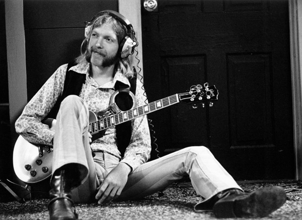 Duane Allman died 42 years ago today at the age of 24. (Getty Images)