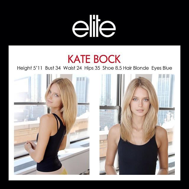 @katelynnebock: Throwback to yesterday when I did fresh hair Polaroids @elitenyc