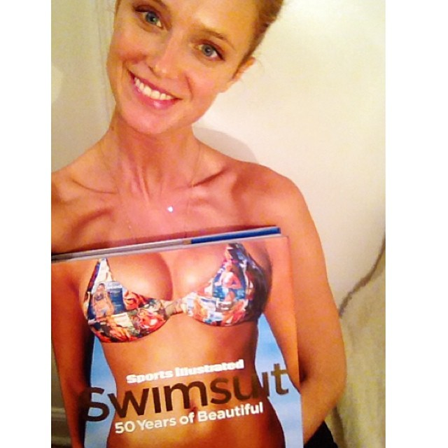 @katelynnebock: Check out what I got my hands on !!! Get your SI Swimsuit 50 Years of Beautiful !!!