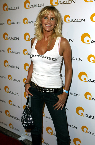 Bax attends the Avalon Hollywood grand opening in Oct. 2003. ( J. Vespa/WireImage)