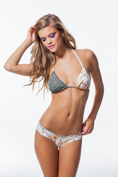 Nina Agdal :: Martha Rey for The la Boheme