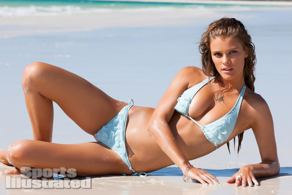 Nina Agdal :: James Macari/SI
