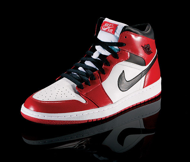 Air Jordan I (1984) :: Courtesy of Jordan Brand