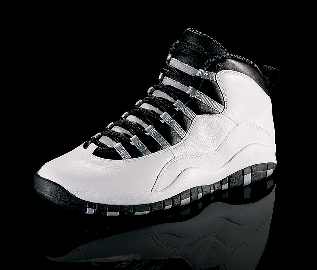 Air Jordan X (1995) :: Courtesy of Jordan Brand