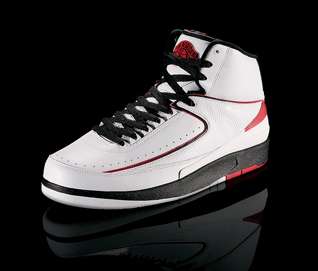 Air Jordan II (1987) :: Courtesy of Jordan Brand