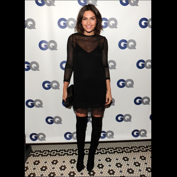 @luvalyssamiller: Such an amazing night with @gq celebrating The Men of the Year Awards #GQ #MOTY