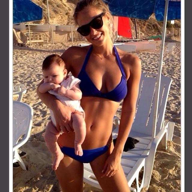 @barrefaeli: THE BABYSITTER @valemicchetti I'm in love with Emily Sophia Adler