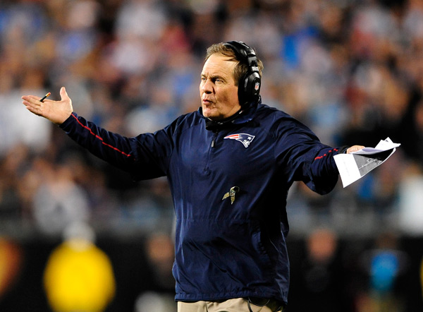 Bill Belichick :: Grant Halverson/Getty Images)