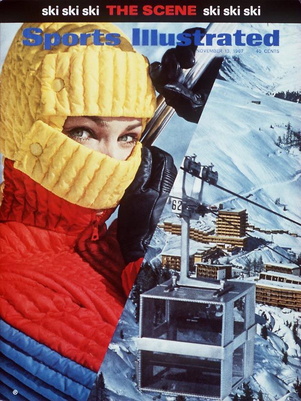 The closest we ever came to a Snowsuit Issue  ::  Ernst Haas/SI