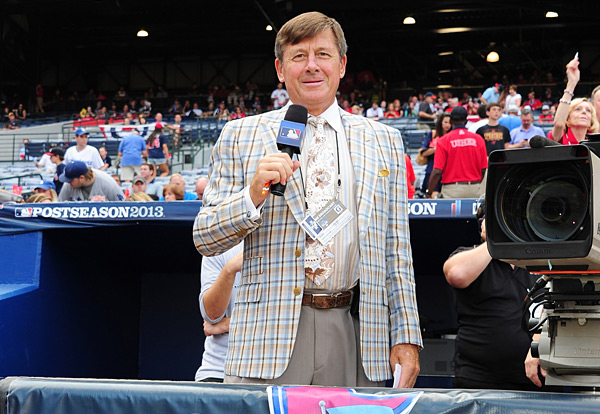Craig Sager :: Scott Cunningham/Getty Images