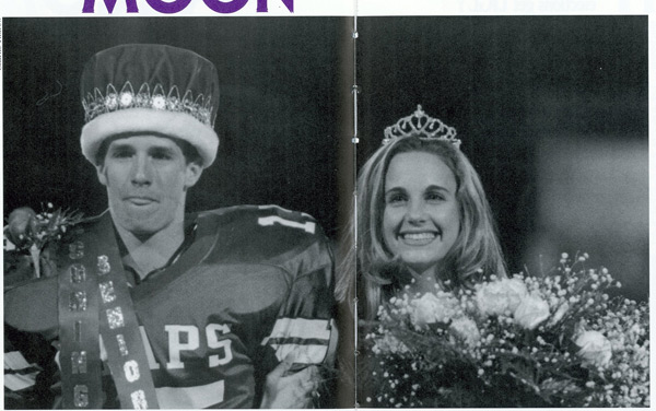 Drew Brees, Class of '96, Westlake High School (Westlake, Texas)