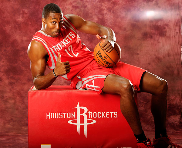 DWIGHT HOWARD: Every sport needs a good heel. It's just a role no one ever saw the erstwhile NBA class clown assuming. A pouty season on the Lakers might have been forgiven if Howard hadn't been such a clown—bad variety—during free agency. But he was,