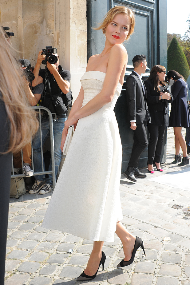 At Christian Dior, 2013  ::  Jacopo Raule/FilmMagic