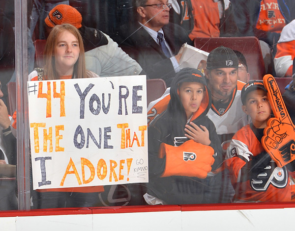 New York Islanders vs.  Philadelphia Flyers :: Jesse D. Garrabrant/Getty Images