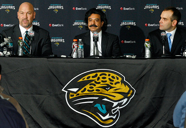 THE JAGUARS: Even if Tebow won't give them the best chance to win games, it's not as if being 2-9 is a great consolation prize. If Jacksonville did sign Tebow, their games would take on a whole lot more intrigue, there would be fewer empty seats, and sp