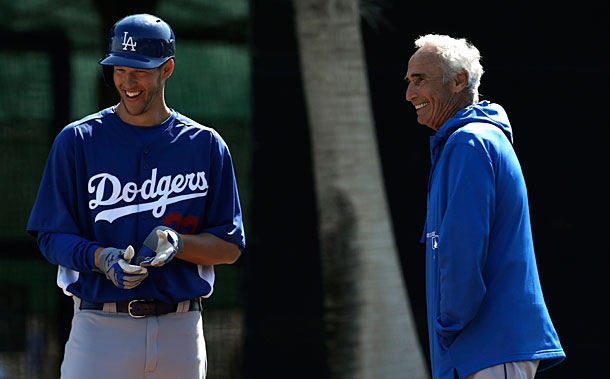 Clayton Kershaw And Sandy Koufax
