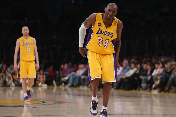 Kobe Bryant :: Andrew D. Bernstein/NBAE via Getty Images