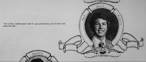 Mark McGwire, Class of '81, Damien High School (La Verne, Calif.)