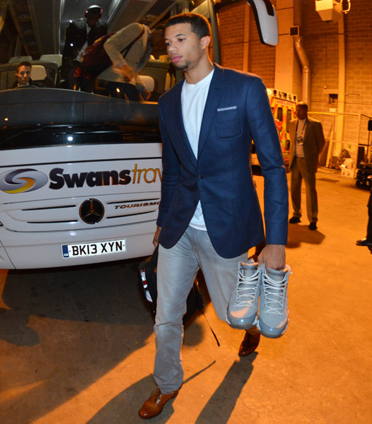Michael Carter-Williams ::  Jesse D. Garrabrant/NBAE via Getty Images