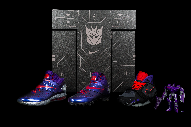 The Megatron Rises Pack