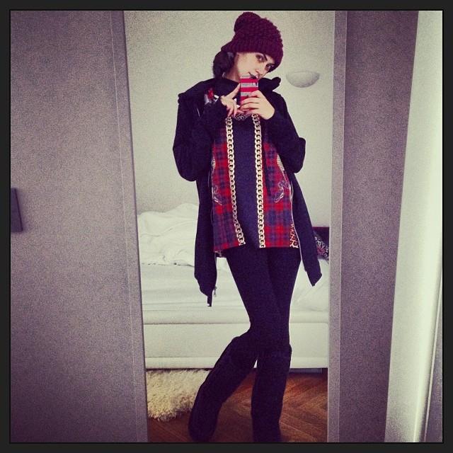@sattamelissa: #me #melissasatta #winter @shopartonline #mou