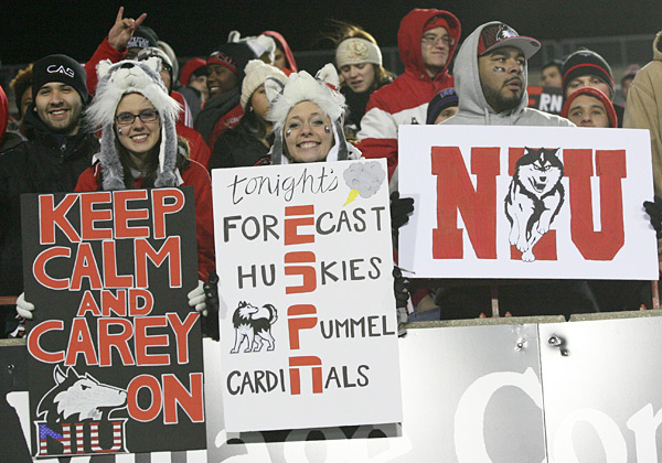 Northern Illinois vs. Ball State :: Chris Anderson/Icon SMI