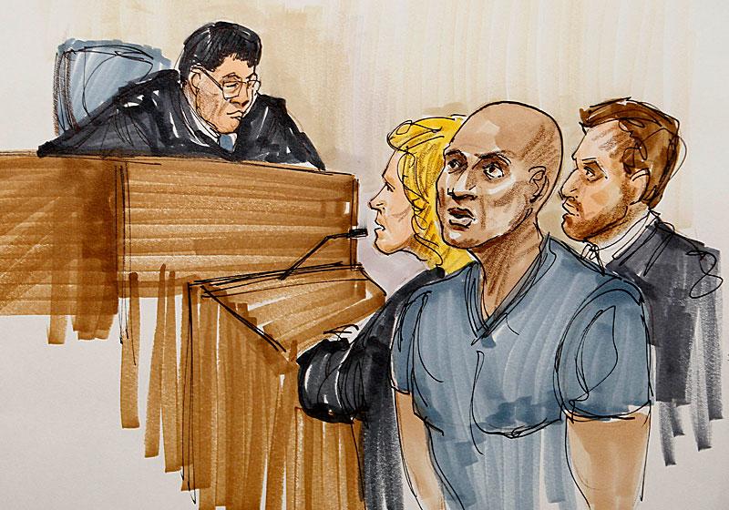 Sam Hurd's prosecution for drug trafficking more than meets the eye