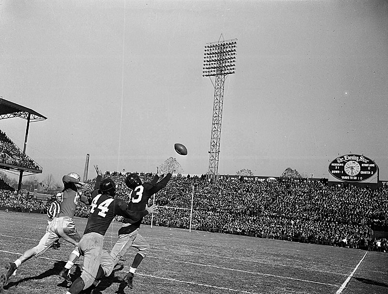 cd79c9b2 Sammy Baugh's 1943 season may be the best by any NFL player | SI.com