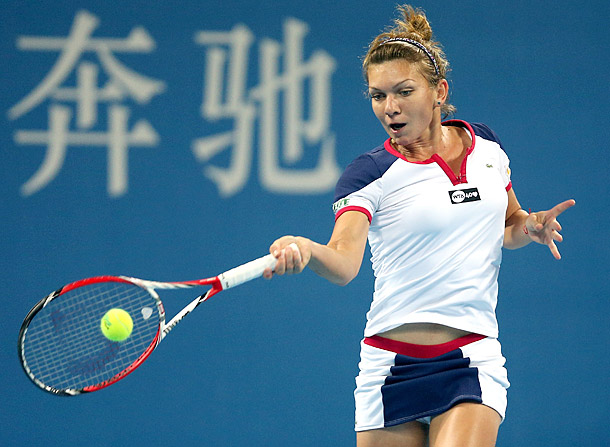 Simona Halep Blossoms Into WTA's Breakout Player Of 2013