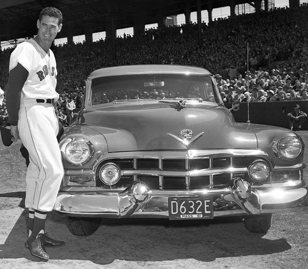 Ted Williams :: AP