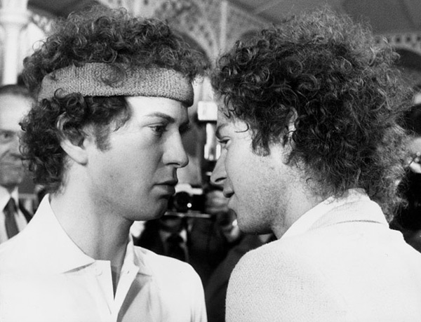John McEnroe :: Keystone/Getty Images
