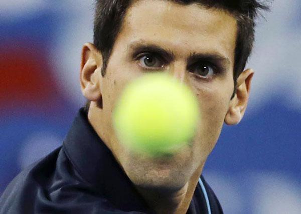 Novak Djokovic :: Charles Krupa/AP