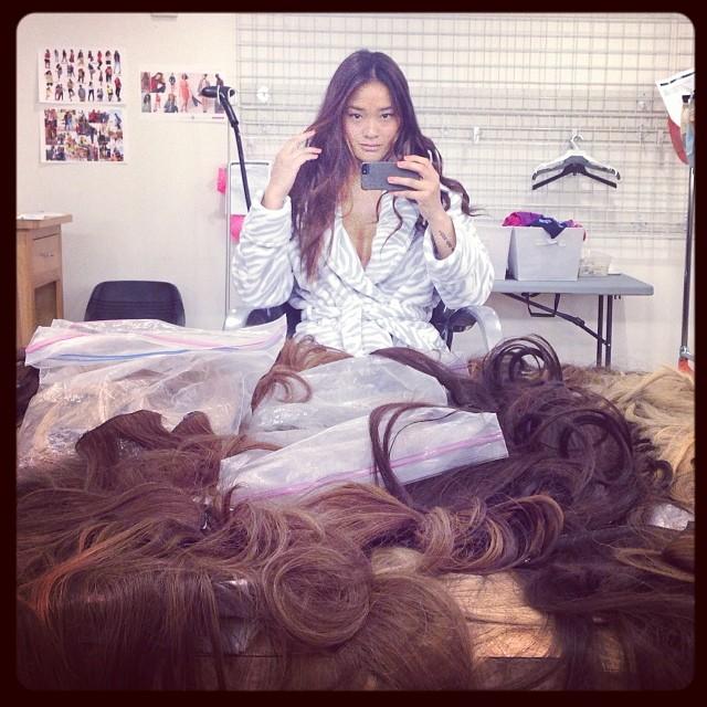 @jarahm: Long hair don't care #aunaturale #goodmorning #werk #stillgoing