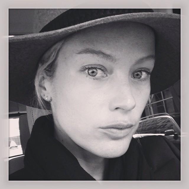 @carolynmurphy: I hate selfies but whatever... TGIF