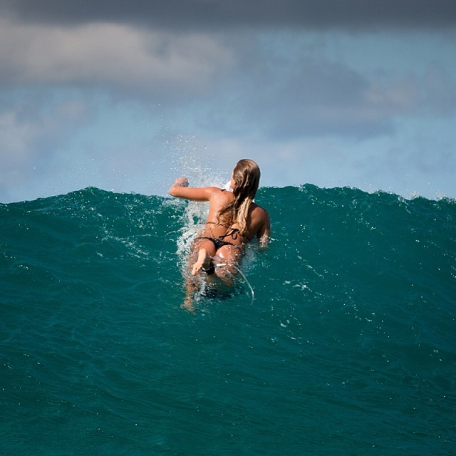 Alana Blanchard :: Getty Images