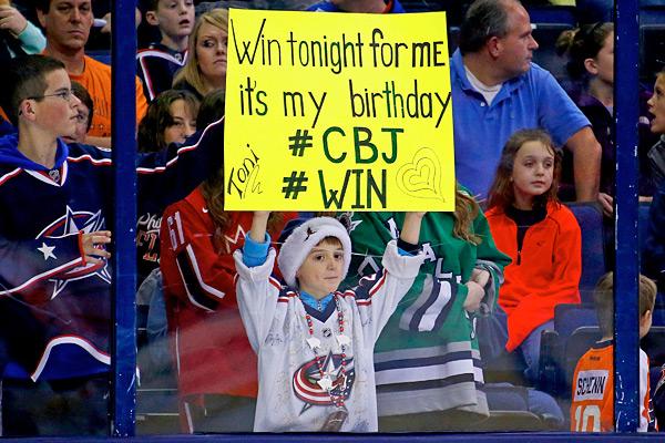 Philadelphia Flyers v Columbus Blue Jackets :: Kirk Irwin/Getty Images