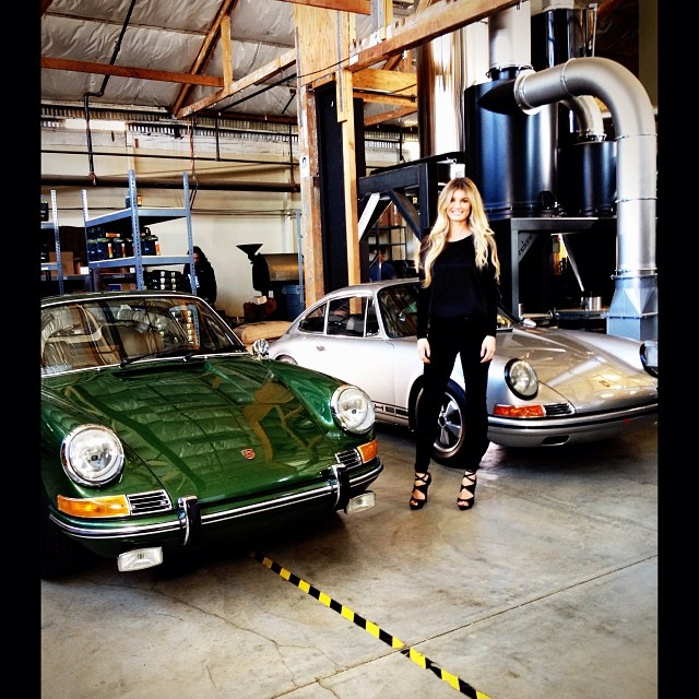 @marisamiller: Anybody a Steve McQueen fan?